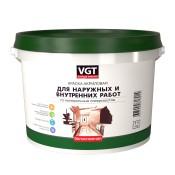 Краска для наружных и внутренних работ моющаяся «Белоснежная» ВД-АК-1180