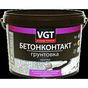 Грунтовка акриловая бетонконтакт ВД-АК-0301
